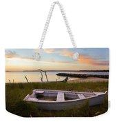 Yorktown Beach Sunset Weekender Tote Bag