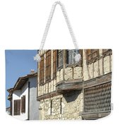 Yoruk Village Street Weekender Tote Bag