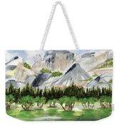 Yosemite 1 Weekender Tote Bag