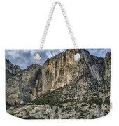 Yosemite Falls Dry Weekender Tote Bag