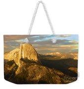 Yosemite Half Dome Weekender Tote Bag