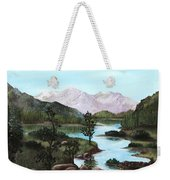 Yosemite Meadow Weekender Tote Bag