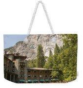 Yosemite National Park Lodging Weekender Tote Bag