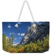 Yosemite Valley Rocks Weekender Tote Bag