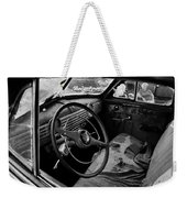 You Buying Or What Weekender Tote Bag by David Lee Thompson