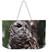 You Can Call Me Owl Weekender Tote Bag
