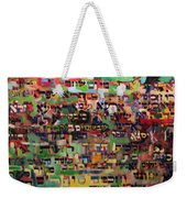 You Can Only Rely On G-d Weekender Tote Bag