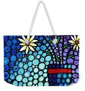 You Cant Hide Beautiful Weekender Tote Bag