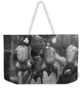 You Chicken  Weekender Tote Bag