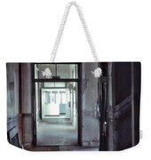 You Go First Weekender Tote Bag