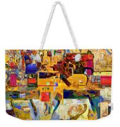 You Graciously Endow Man With Wisdom 16f Weekender Tote Bag