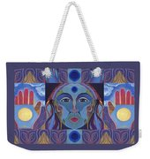 You Have The Power Weekender Tote Bag by Helena Tiainen