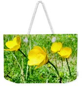 You Like Butter Weekender Tote Bag