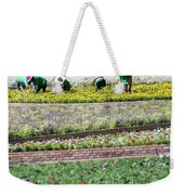 You Reap What You Sow Weekender Tote Bag