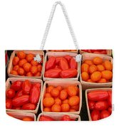 You Say Tomato Weekender Tote Bag