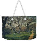 You Smiled And I Knew Weekender Tote Bag