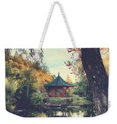 You'll Find Your Way Weekender Tote Bag