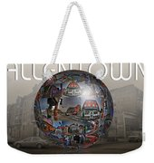 You'll Have A Ball In Allentown Weekender Tote Bag