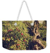 You'll Never Be Alone Weekender Tote Bag by Laurie Search
