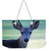 Young Buck Weekender Tote Bag