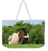 Young Earth Weekender Tote Bag