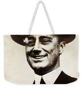 Young Franklin  Roosevelt Weekender Tote Bag