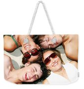 Young Friends Together Weekender Tote Bag