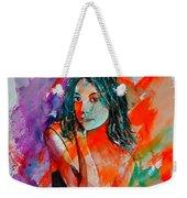 Young Girl 52622 Weekender Tote Bag