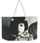 Young Girl Original Weekender Tote Bag