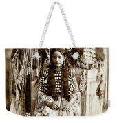 Young Kiowa Belles 1898 Weekender Tote Bag