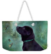Young Lab And Buttys Weekender Tote Bag