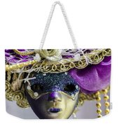 Young Lady Weekender Tote Bag