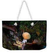 Young Lonely Mushroom 2 Weekender Tote Bag