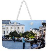 Young Lovers And Other Strangers - Moscow- Russia Weekender Tote Bag