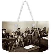 Young Monks Weekender Tote Bag