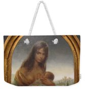 Young Mother Of Urbino Weekender Tote Bag