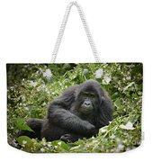 Young Mountain Gorilla Weekender Tote Bag