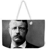 Young Theodore Roosevelt Weekender Tote Bag