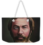 Young Walt Whitman Weekender Tote Bag