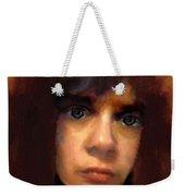 Young Warrior Weekender Tote Bag