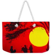 Young Warriors Weekender Tote Bag