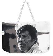 Young Yaqui Man New Pascua Arizona 1969 Weekender Tote Bag