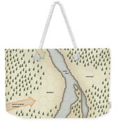 Yrchyn The Tyrant Party's Campsite Weekender Tote Bag