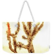 Yucca At Ave. J And 187 St. Weekender Tote Bag