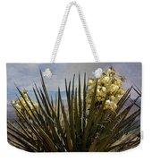 Yucca Blooms Weekender Tote Bag