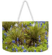 Yucca With Bonnets Weekender Tote Bag