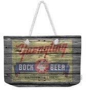 Yuengling Bock Beer Weekender Tote Bag