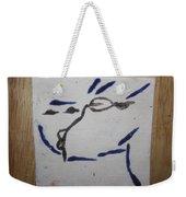 Yuko - Tile Weekender Tote Bag