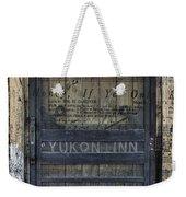 Yukon Inn Paradise Michigan Weekender Tote Bag