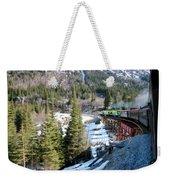 Yukon Railroad 3 Weekender Tote Bag